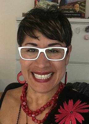 Headshot of Leticia Alvarez